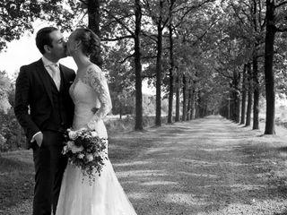 Le mariage de Thirza et Dirk-Jan 1
