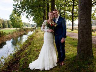 Le mariage de Thirza et Dirk-Jan