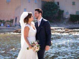 Le mariage de Julianna et Romain
