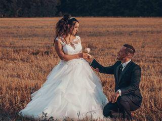 Le mariage de Mika et Sara