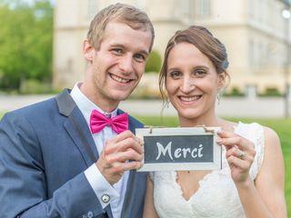 Le mariage de Claire et Michael 3