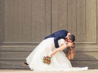 Le mariage de Virginie et Alex