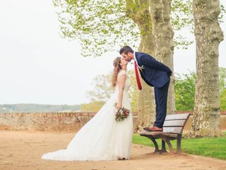 Le mariage de Virginie et Alex 1