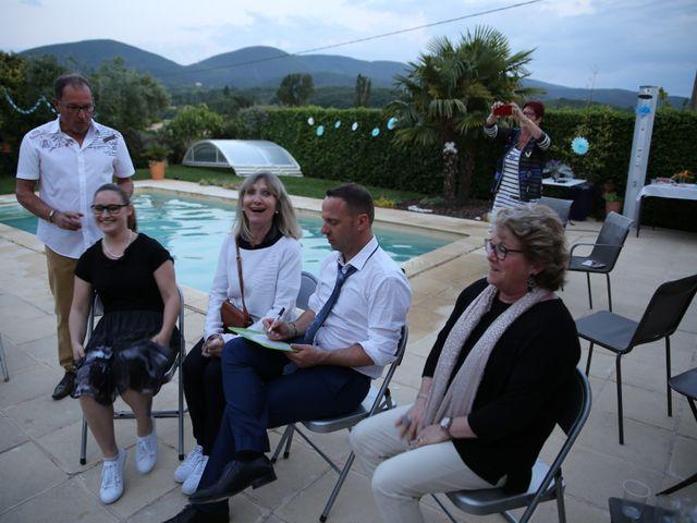 Le mariage de Olivier et Albert à Saulce-sur-Rhône, Drôme 8