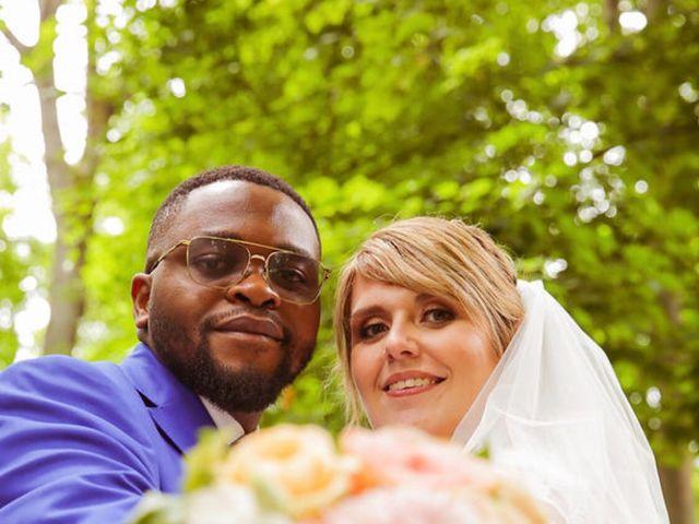 Le mariage de Viclaire  et Cynthia  à Osny, Val-d'Oise 7