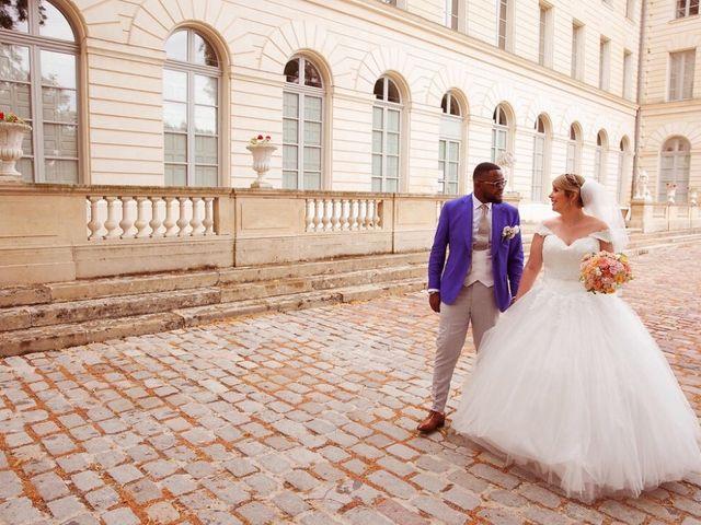 Le mariage de Viclaire  et Cynthia  à Osny, Val-d'Oise 8