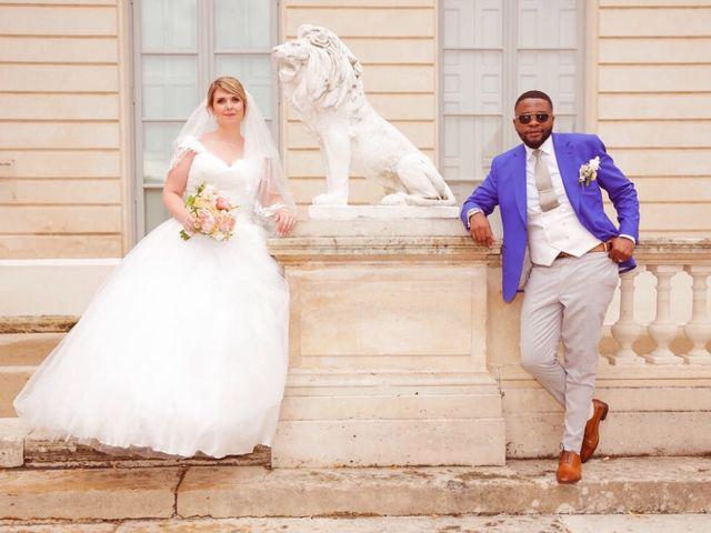Le mariage de Cynthia  et Viclaire