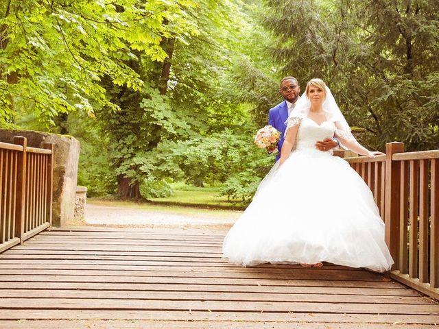 Le mariage de Viclaire  et Cynthia  à Osny, Val-d'Oise 12