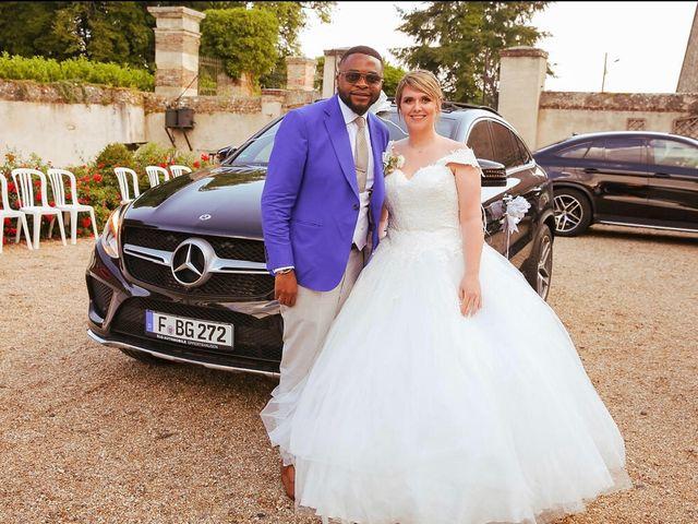 Le mariage de Viclaire  et Cynthia  à Osny, Val-d'Oise 16