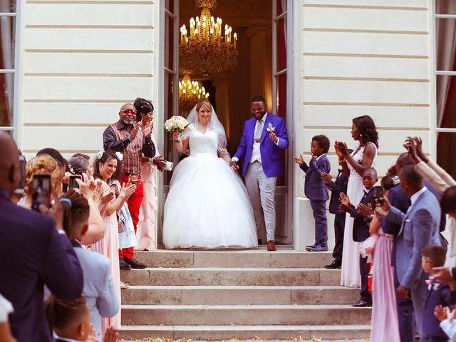 Le mariage de Viclaire  et Cynthia  à Osny, Val-d'Oise 17