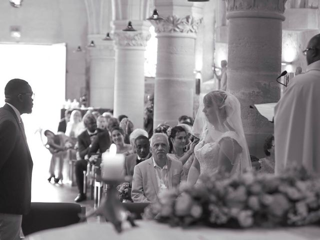 Le mariage de Viclaire  et Cynthia  à Osny, Val-d'Oise 18