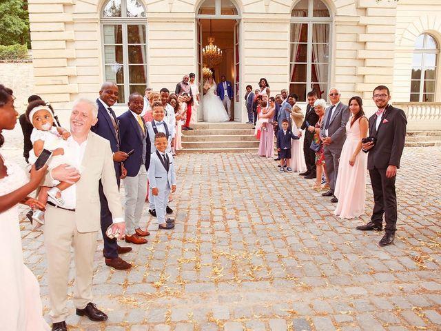 Le mariage de Viclaire  et Cynthia  à Osny, Val-d'Oise 19