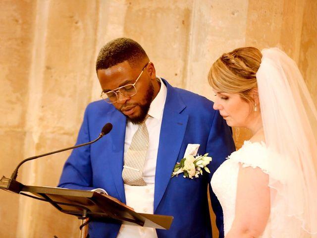 Le mariage de Viclaire  et Cynthia  à Osny, Val-d'Oise 20