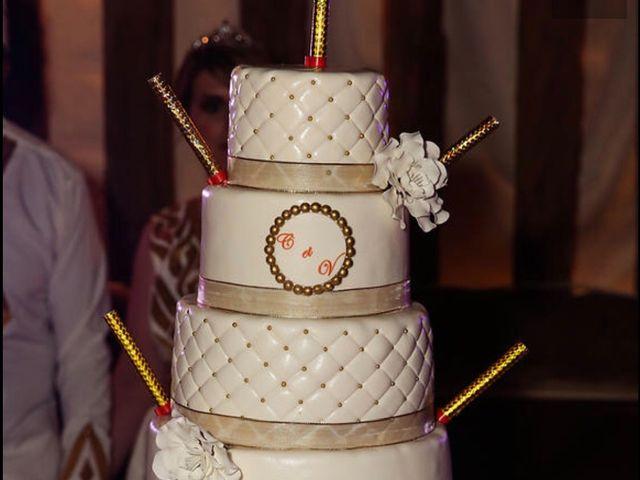 Le mariage de Viclaire  et Cynthia  à Osny, Val-d'Oise 23