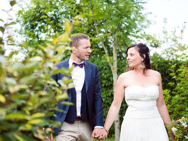 Le mariage de Cathy et Rodolphe