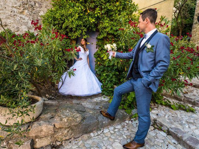 Le mariage de Florent et Ariane à Fayence, Var 7
