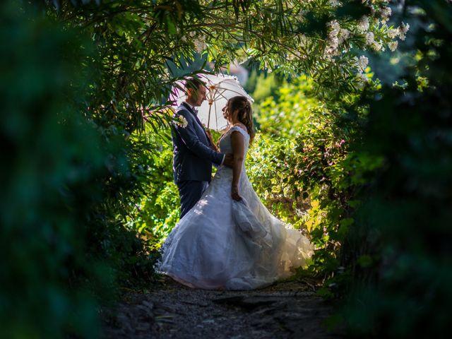 Le mariage de Florent et Ariane à Fayence, Var 10