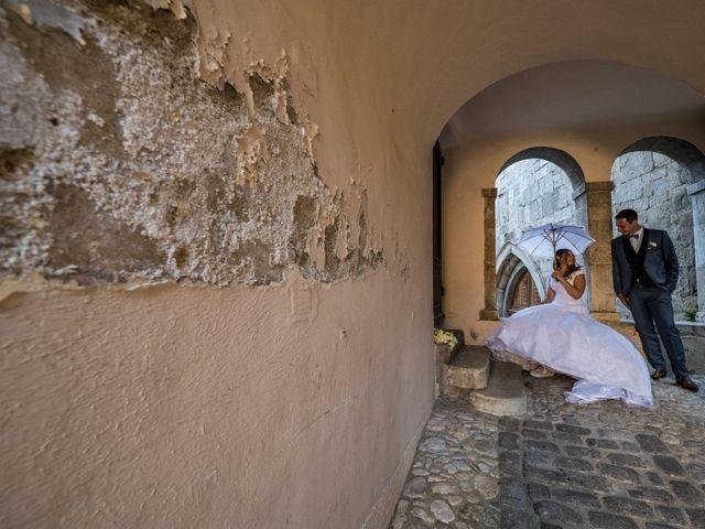 Le mariage de Florent et Ariane à Fayence, Var 11