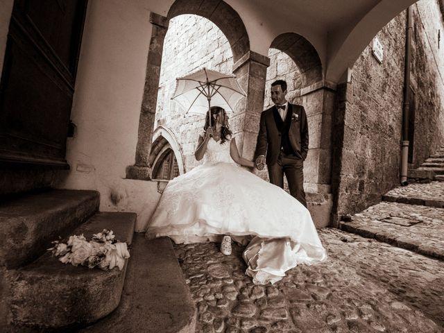 Le mariage de Florent et Ariane à Fayence, Var 12