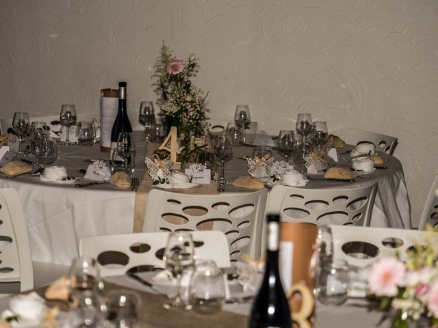 Le mariage de Florent et Ariane à Fayence, Var 17