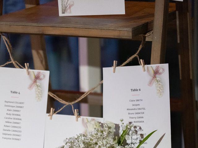 Le mariage de Florent et Ariane à Fayence, Var 18