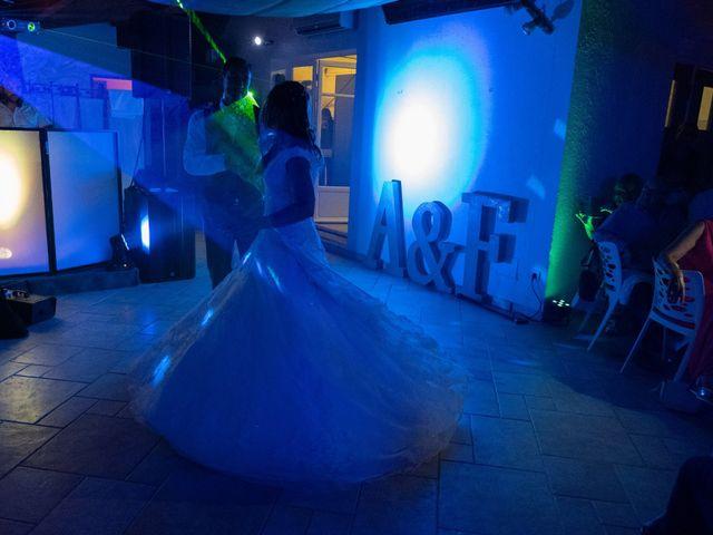 Le mariage de Florent et Ariane à Fayence, Var 20