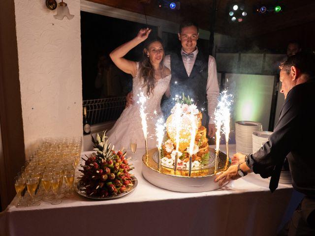 Le mariage de Florent et Ariane à Fayence, Var 22