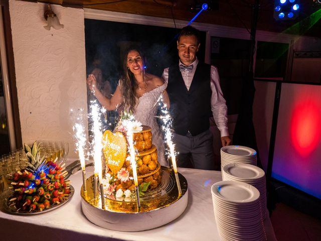 Le mariage de Florent et Ariane à Fayence, Var 23