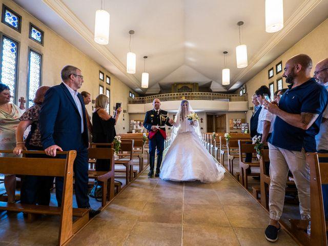 Le mariage de Florent et Ariane à Fayence, Var 30