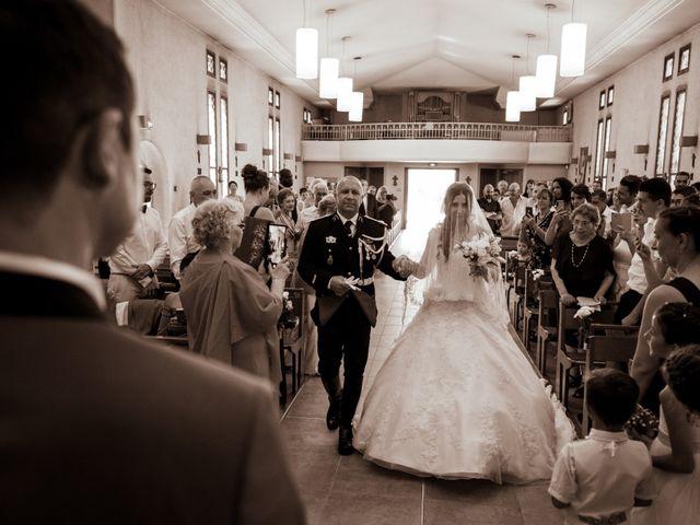 Le mariage de Florent et Ariane à Fayence, Var 31