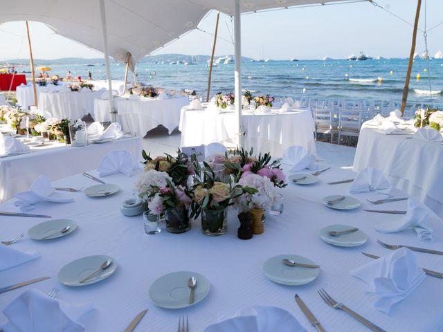 Le mariage de Romain et Julianna à Saint-Tropez, Var 4