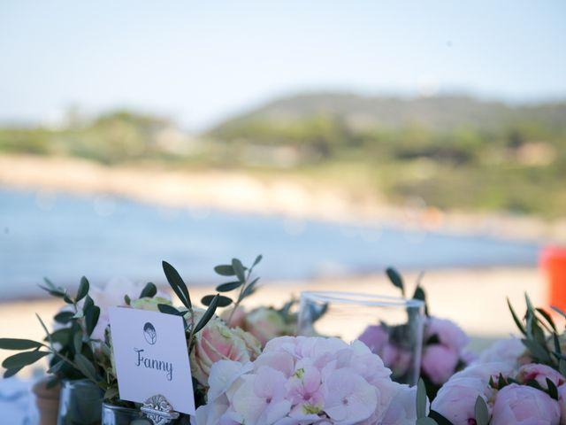 Le mariage de Romain et Julianna à Saint-Tropez, Var 5