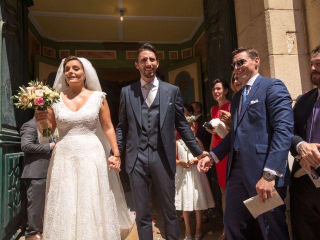 Le mariage de Romain et Julianna à Saint-Tropez, Var 9