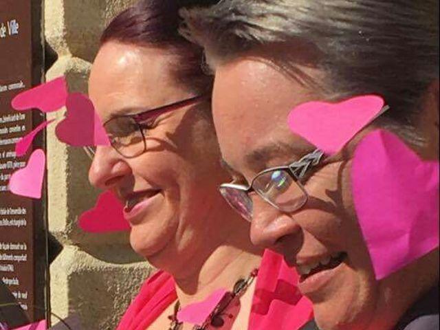 Le mariage de Isabelle  et Sabine à Béziers, Hérault 4