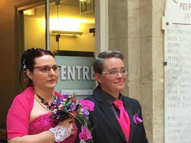 Le mariage de Isabelle  et Sabine à Béziers, Hérault 5