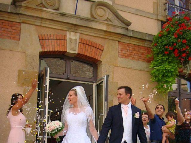 Le mariage de Guillaume et Cindy à Yzeure, Allier 8