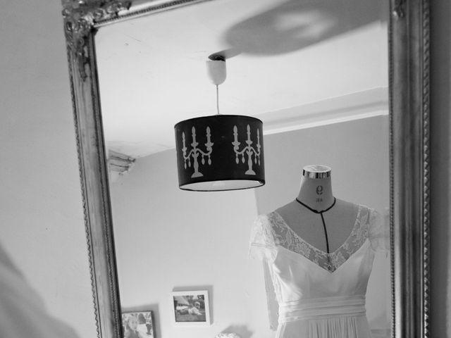 Le mariage de Alex et Bérénice à Diges, Yonne 7