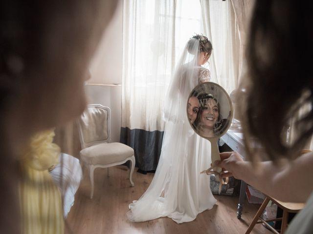 Le mariage de Alex et Bérénice à Diges, Yonne 1