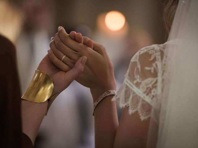 Le mariage de Alex et Bérénice à Diges, Yonne 17