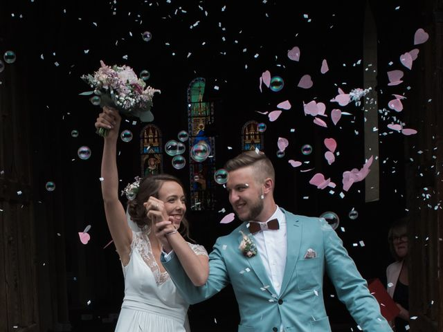 Le mariage de Alex et Bérénice à Diges, Yonne 18