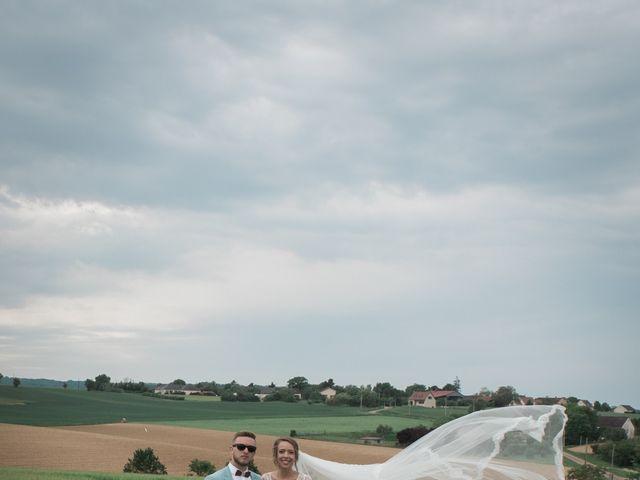 Le mariage de Alex et Bérénice à Diges, Yonne 27