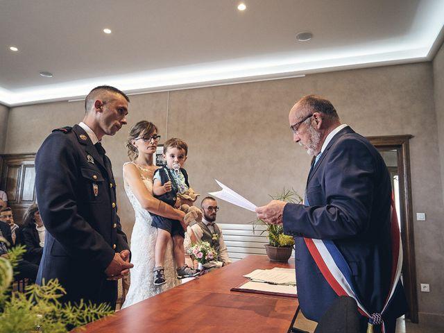 Le mariage de Aurélien et Sophie-Anne à Charolles, Saône et Loire 11