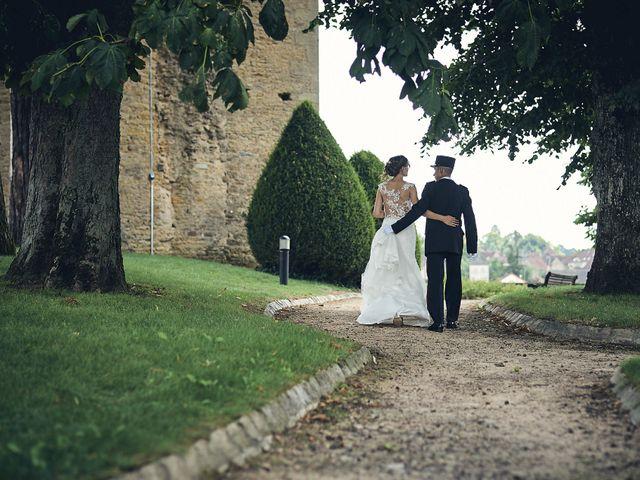 Le mariage de Aurélien et Sophie-Anne à Charolles, Saône et Loire 14