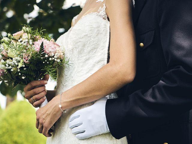 Le mariage de Aurélien et Sophie-Anne à Charolles, Saône et Loire 17