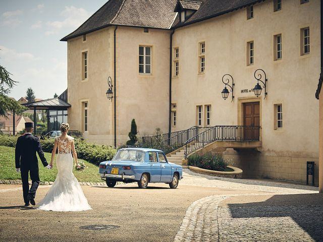 Le mariage de Aurélien et Sophie-Anne à Charolles, Saône et Loire 19
