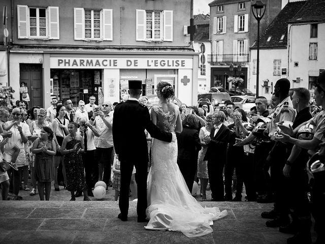Le mariage de Aurélien et Sophie-Anne à Charolles, Saône et Loire 26