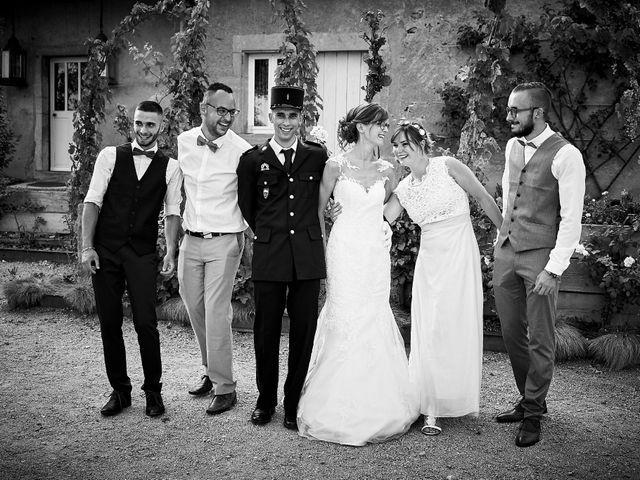 Le mariage de Aurélien et Sophie-Anne à Charolles, Saône et Loire 34