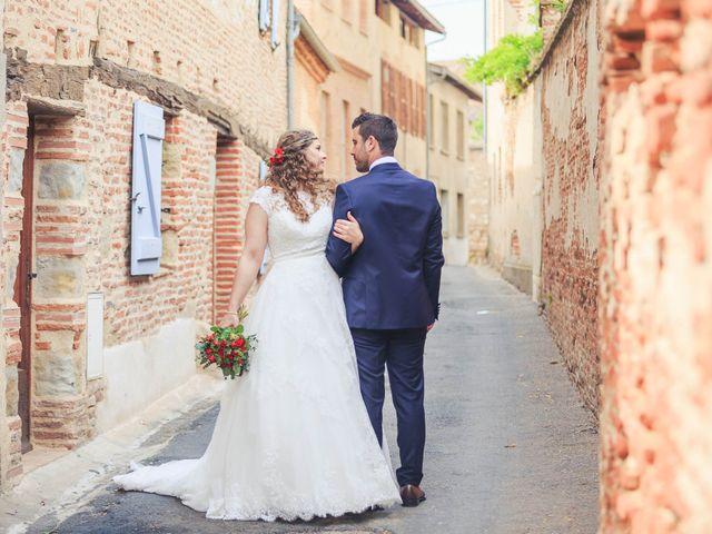 Le mariage de Alex et Virginie à Lavaur, Tarn 17