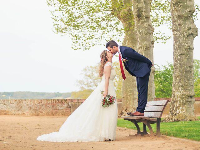 Le mariage de Alex et Virginie à Lavaur, Tarn 37