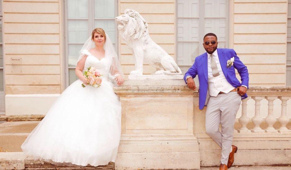 Le mariage de Viclaire  et Cynthia  à Osny, Val-d'Oise